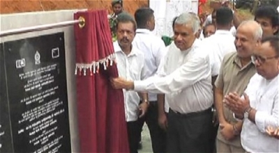 PM pledges to develop Kandy as a center for trade, tourism, education