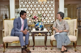 State Minister Sujeewa Senasinghe visits Thailand