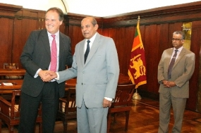 UK Minister for Asia and Pacific reaffirms support for Sri Lanka