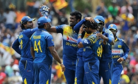 Sri Lanka claims the series 2-1 against Pakistan at Dambulla