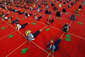 India sets up Ministry for Yoga and Traditional Medicine