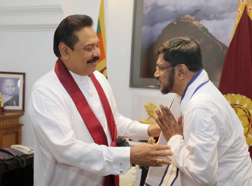 S.Thavarajah sworn in as Member of NPC