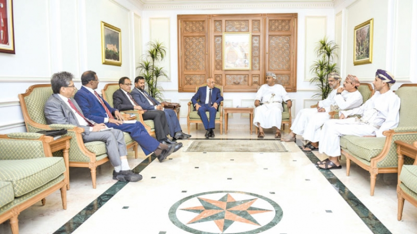 Lanka, Oman poised to strengthen economic cooperation