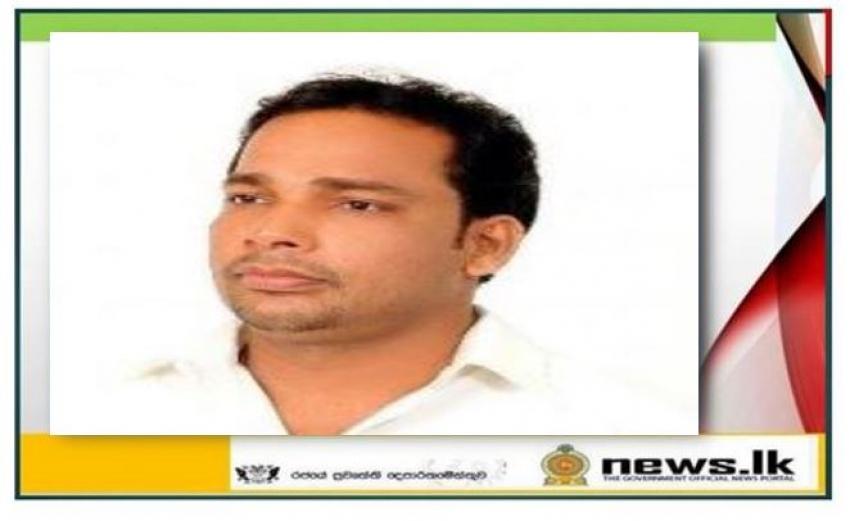 Sathasivam Viyalendran appointed as Media State Minister