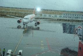 Rain forces India-bound Saudia flight to land in Sri Lanka