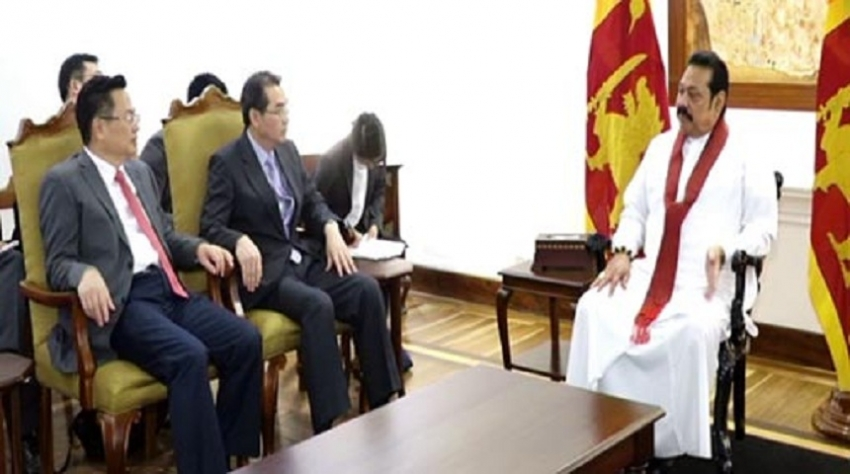 Special Representative of Chinese State Council meets PM