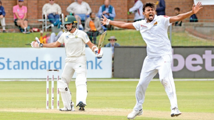 Lanka IN with A chance to make history