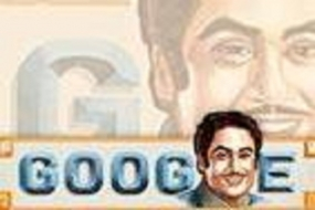 Tribute to Indian Singer-Actor Kishore Kumar