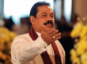 President Rajapaksa Sends Condolences to Victims of Iranian Plane Crash