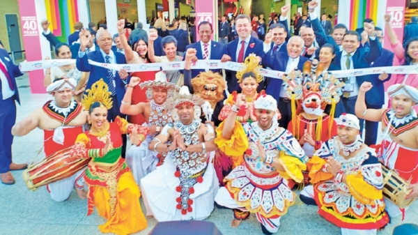 Sri Lanka Tourism, premier partner of WTM
