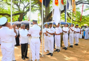 Ranaviru Commemoration Day 2015 in Eastern Province