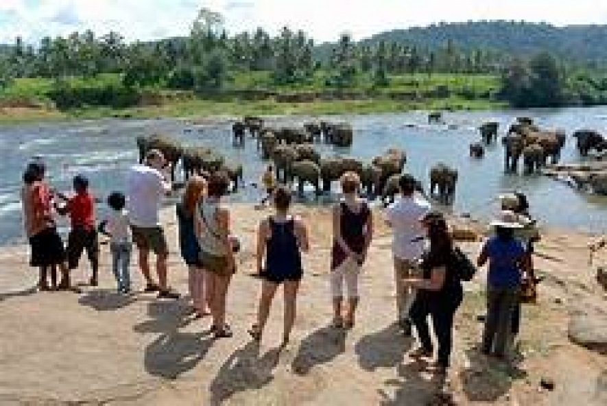 Tourism rakes in $ 880 m in first two months