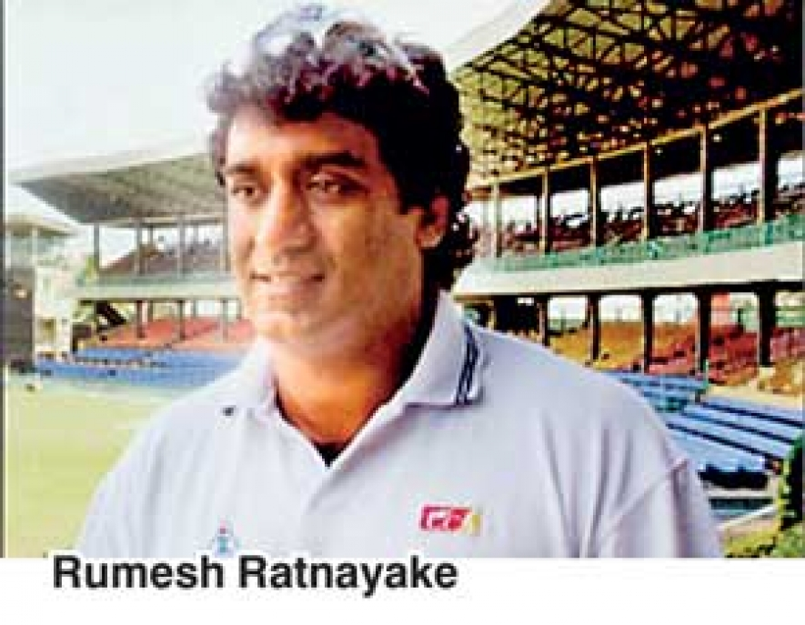 Rumesh Rathnayake to remain as Consultant of the National Team