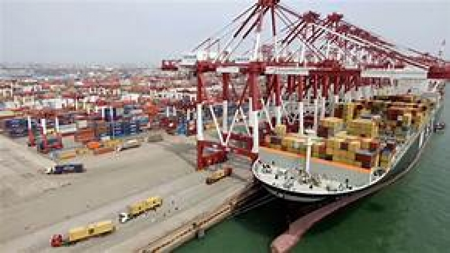 Colombo Port's transshipment volumes up by 19.8 %