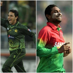 ICC clears  Ajmal and Gazi