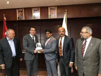 Visa procedure be simplified for Sri Lankans to visit Jordan
