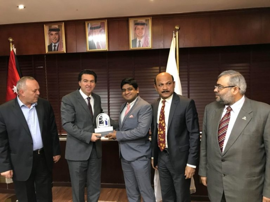 Visa procedure be simplified for Sri Lankans to visit Jordan