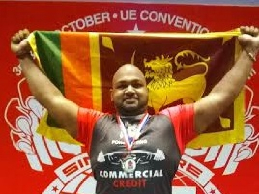 Weightlifter Ransilu brings home the Gold