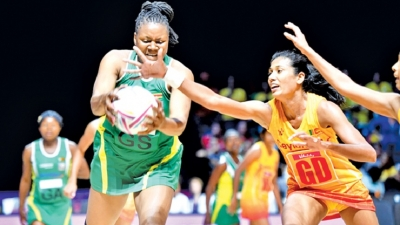 Lanka lose opening game of Netball World Cup to Zimbabwe