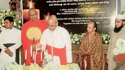 All should unite to protect peace and harmony - Malcolm Cardinal Ranjith