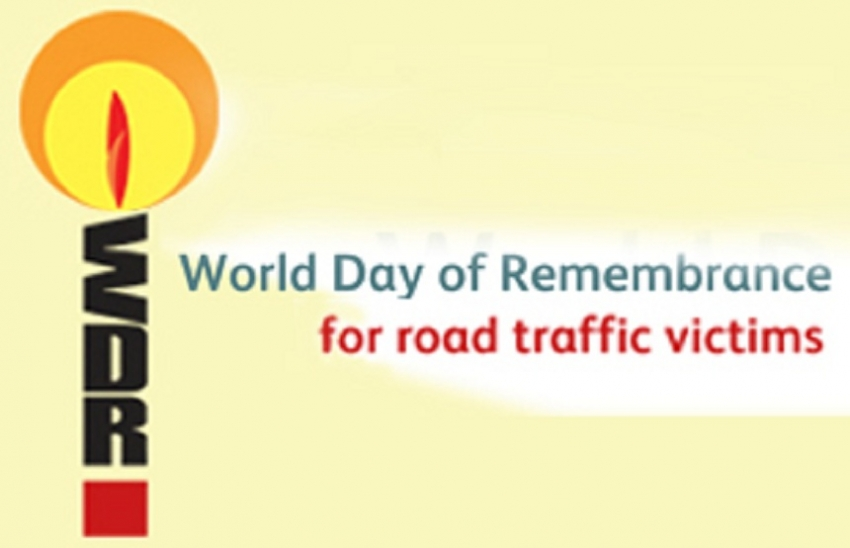 Road Traffic Victims Remembrance day falls tomorrow