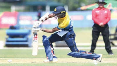 Sri Lanka enter Plate final with win over Scotland