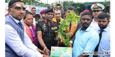 Inauguration of Tree-Planting  Birth Anniversary of Mahatma Gandhi