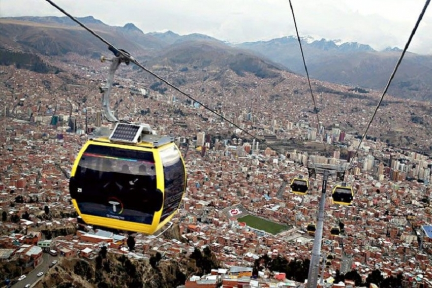 Cable car system to link N' Eliya and Nanu Oya