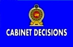 Decisions taken by the Cabinet of Ministers at the meeting held on 07-10-2015