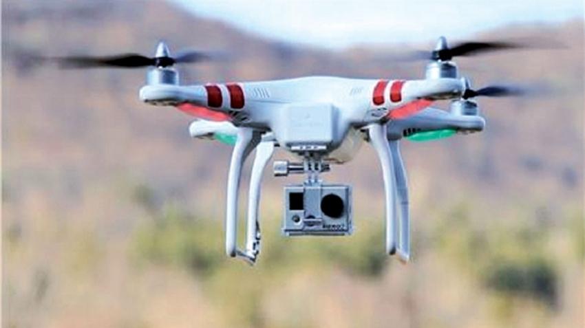 Census on drones