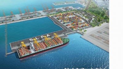 New lease of life for Lankan ports