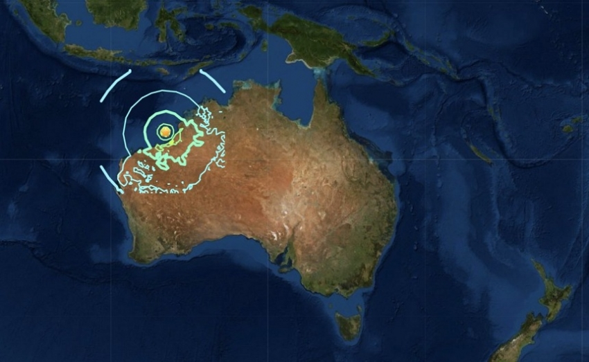 Western Australia earthquake: No tsunami threat to Sri Lanka