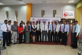 DFCC Vardhana Bank Awards Personal Finance Service Champs