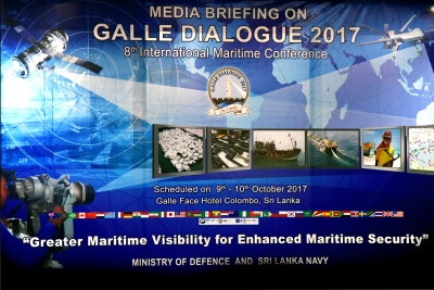 'Galle Dialogue 2017' on October 9 - 10