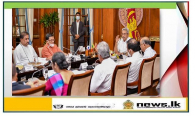 Sri Lanka has potential to become one of world's leading maritime hubs – President tells Officials