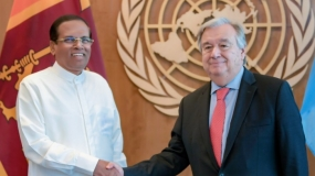 We will continue to support Sri Lanka – UN Secretary General