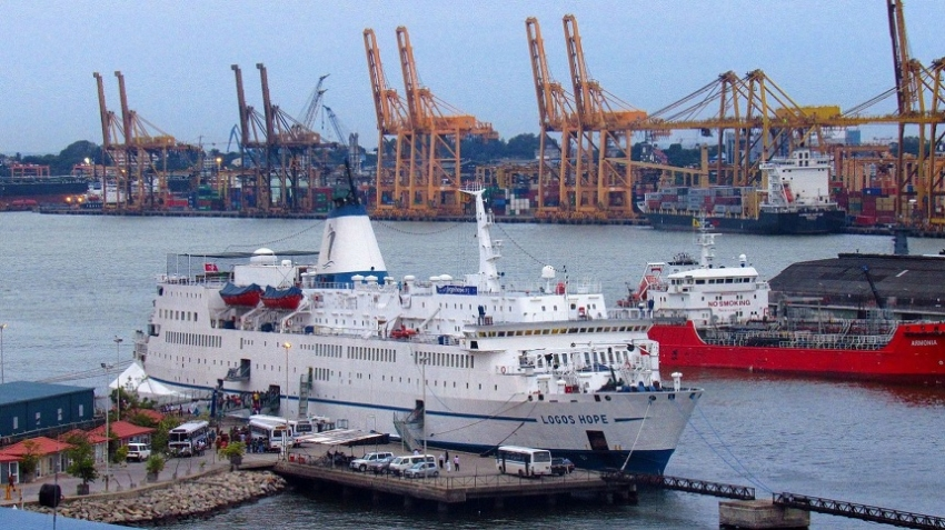 Colombo Port Embarks On Infrastructure Development Drive