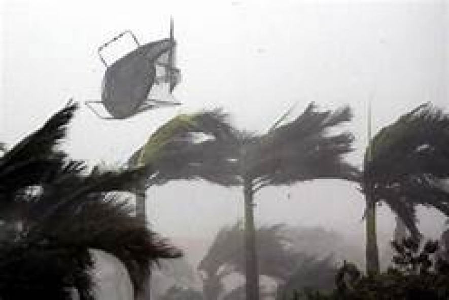 Strong winds damage over 260 houses in Colombo District