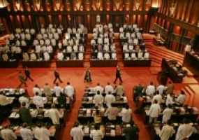 Lankan Parliament, Upper House of Norway to strengthen ties