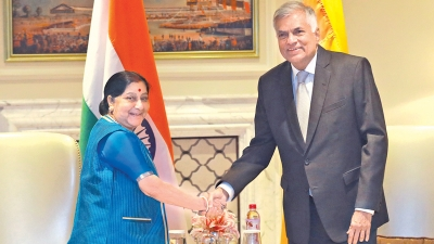 SL, India focus on Indian Ocean identity