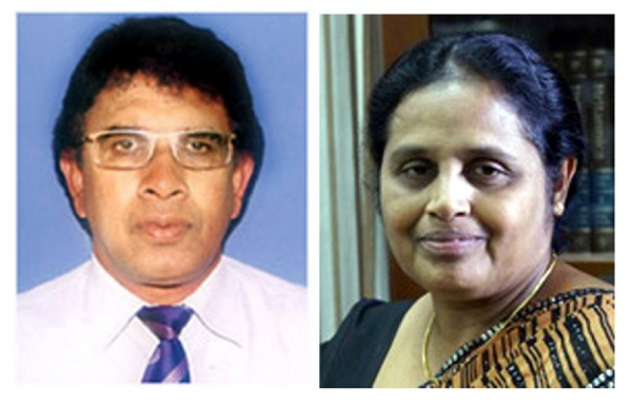 Two New Secretaries appointed