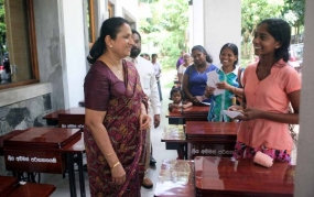 Liya Abhiman donates sewing machines