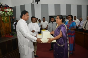 """Never forced media during my tenure""- Minister Gayantha"
