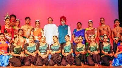 President at 'Swaasam-union' collective cultural show