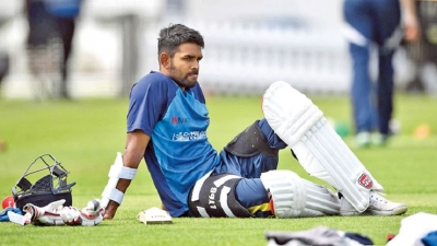 Injured Pradeep and Thirimanne unavailable for tomorrow's match