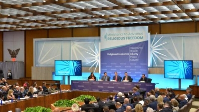 Lanka represented at Ministerial to Advance International Religious Freedom hosted by the US