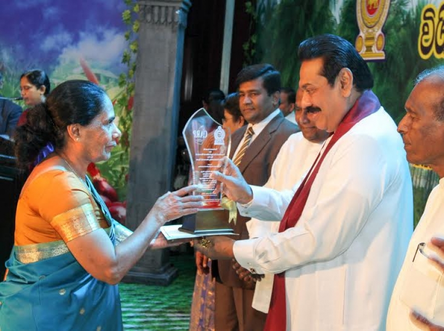 National Awards for Excellence in Agricultural Research 2014