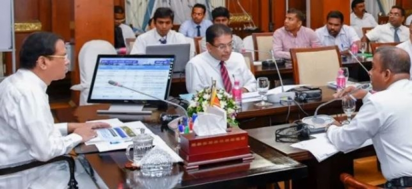 Officials are responsible to implement development projects devoid of irregularities – President emphasized