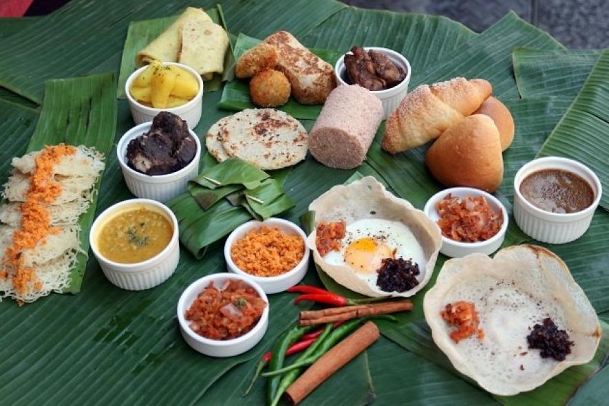 Indian Cafe Menu Items