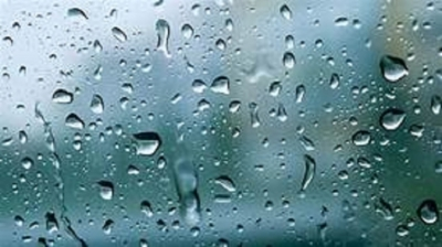 Showers occur at few places